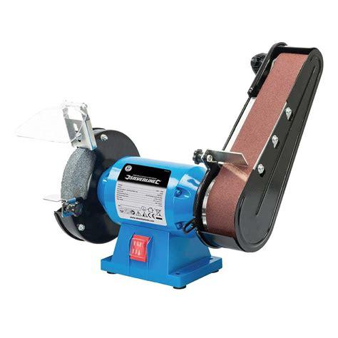 Ilverline-612519-Diy-240w-Bench-Grinder-Belt-Sander-240w