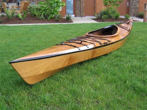 Image Diy Wood Kayak Saddle