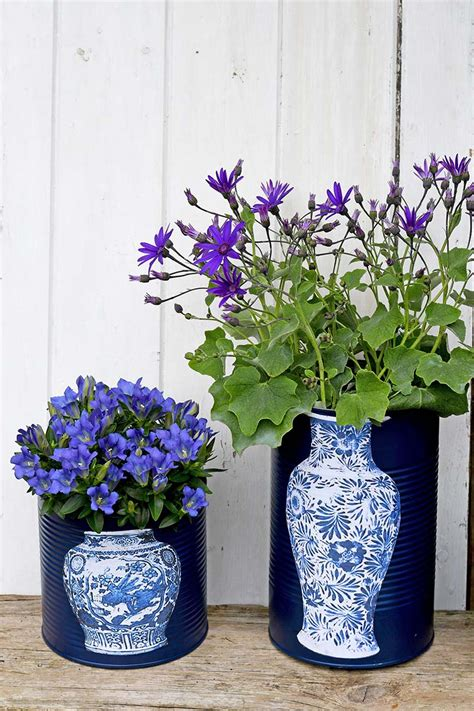 Images Of Diy Flower Planters