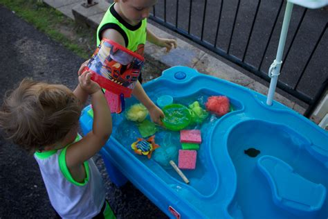 Images Of Diy Water Table Play