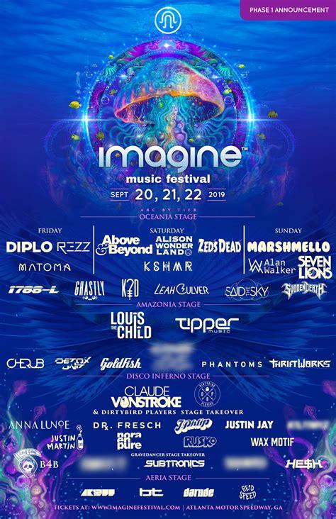 Imagine Music Fest 2019 Lineup And Trenton Jazz Fest 2017 Lineup