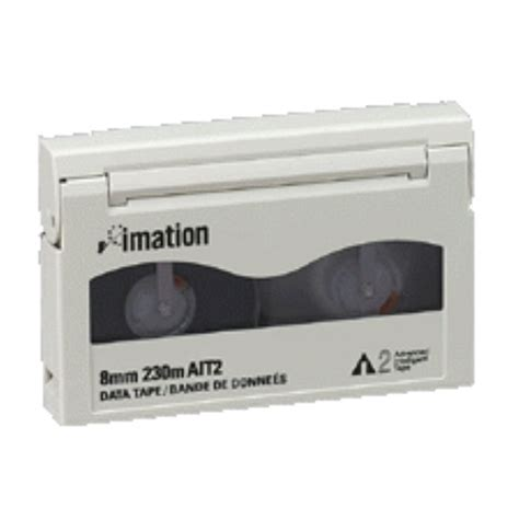 Imation Refurbish-ECHO 8MM AIT-3 Data Tape (100/260GB) (16369) - Seller Refurb