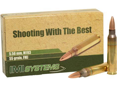 Imi 5 56 Ammo Bulk And Rifle Ammo Bulk