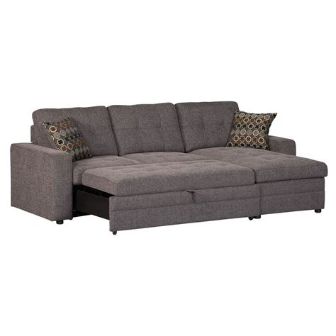 In Stock Sectional Pull Out Sofas