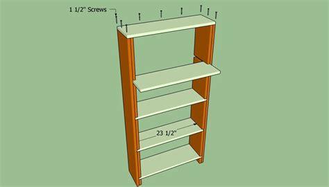 In-Wall-Bookshelf-Plans