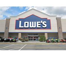 Best In stock at lowe\'s
