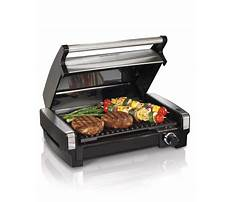 Best In stock hamiton beach 25361 indoor grill
