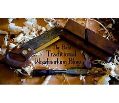 Best In the woodshop blog