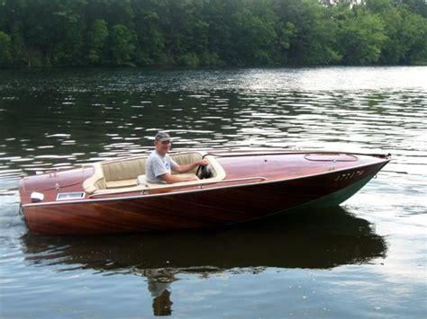 Inboard-Wooden-Boat-Plans