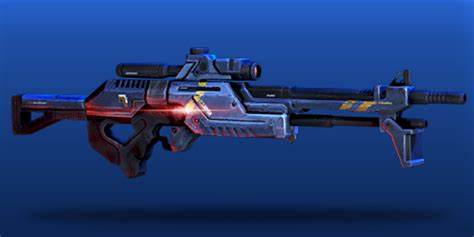 Incisor Sniper Rifle Me3 And K11 Sniper Rifle