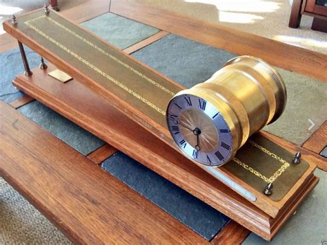 Inclined-Plane-Clock-Plans