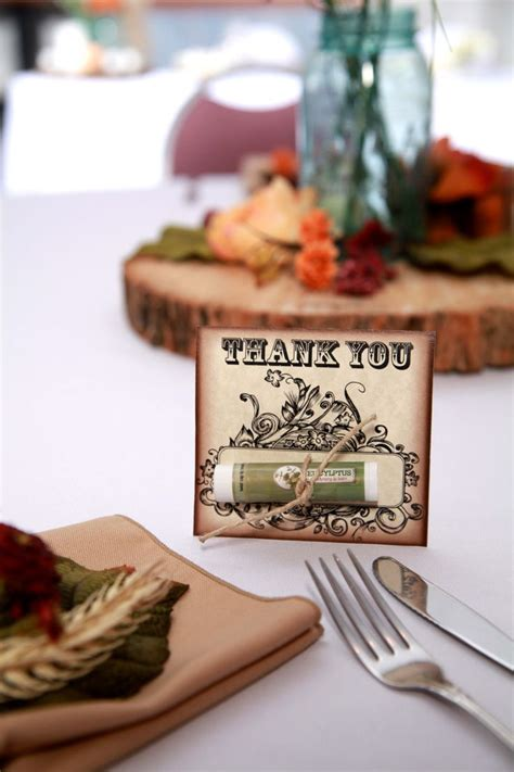 Indexing Table Diy Favors