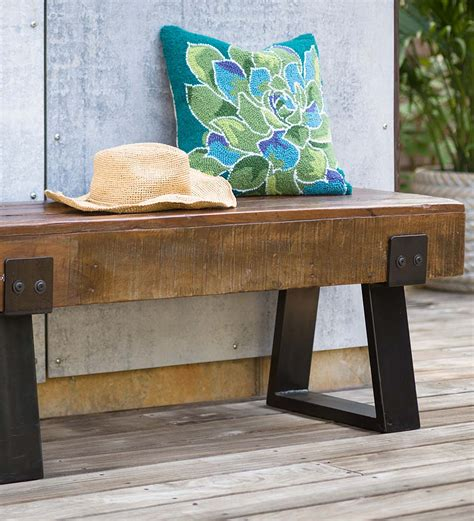 Indoor Wooden Benches UK