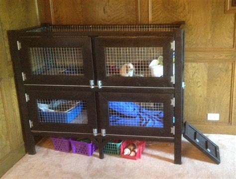 Indoor-Rabbit-Hutch-Plans