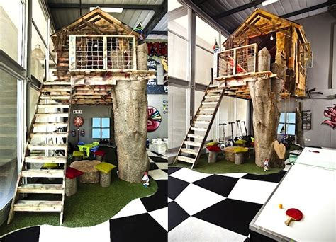 Indoor-Treehouse-Plans