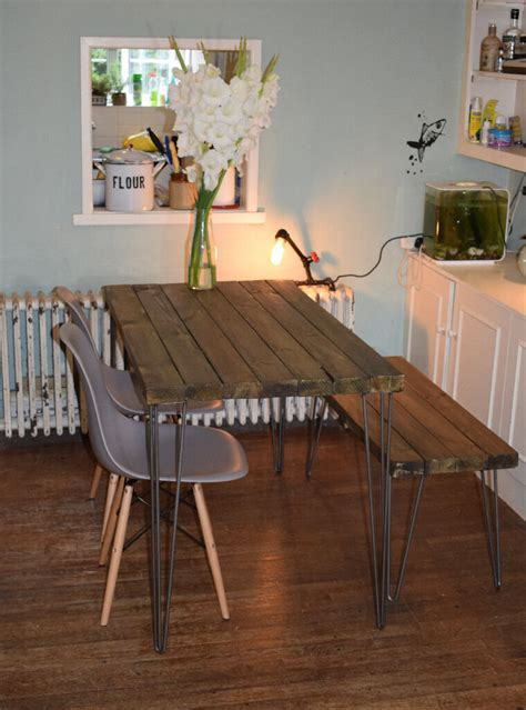 Industrial Kitchen Table Diy Formica