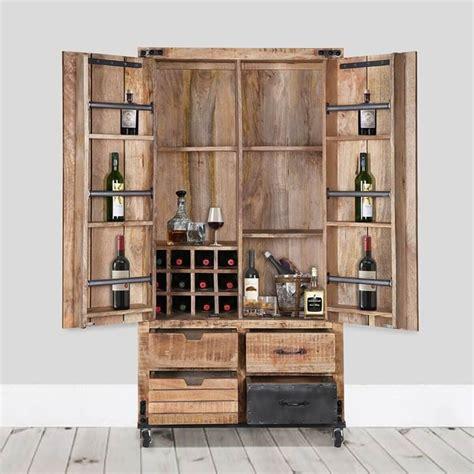 Industrial-Bar-Cabinet-Plans