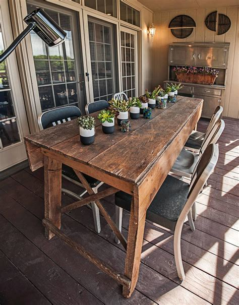 Industrial-Country-Farm-Tables