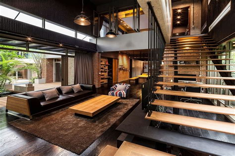 Industrial-Farmhouse-Plans