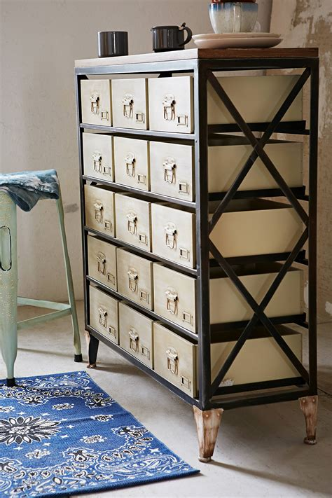 Industrial-Storage-Dresser