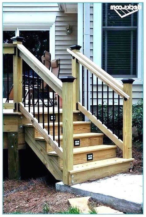 Inexpensive Diy Deck Railing