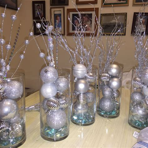 Inexpensive Diy Table Centerpieces