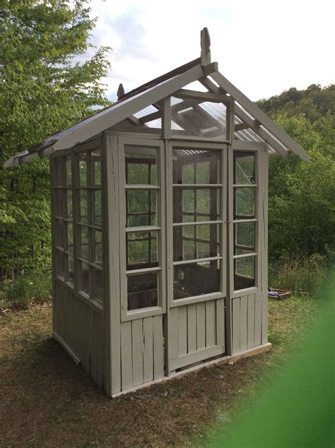 Inexpensive Greenhouse Plans