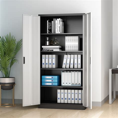 Inexpensive Storage Cabinets With Doors And Shelves