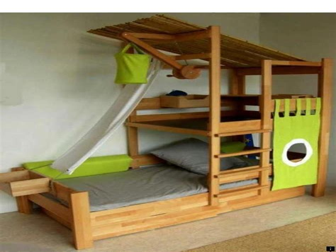 Inexpensive-Loft-Bed-Plans