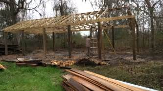 Inexpensive-Shed-Plans-Pole-And