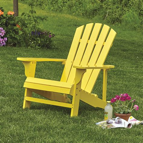 Inexpensive-Wood-Adirondack-Chairs
