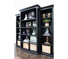 Best Inexpensive black bookcases