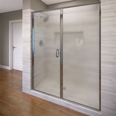 Infinity 58 X 68 Pivot Frameless Shower Door