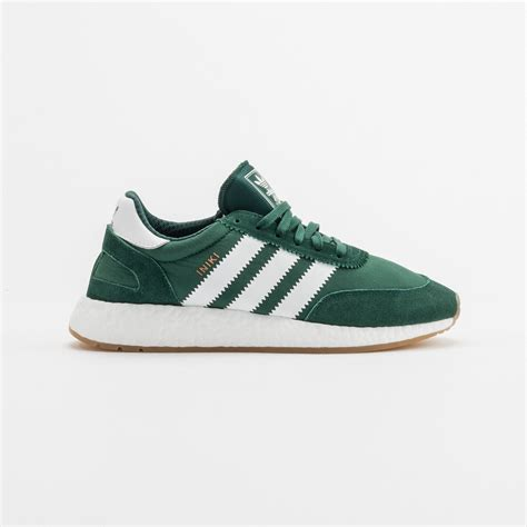 Iniki Runner Men's Shoes Collegiate Green/White by9726