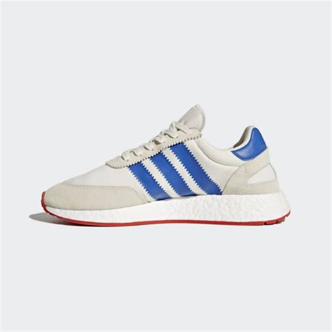 Iniki Runner Mens Shoes Blue/White bb2093