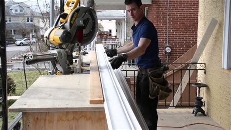 Install Crown Molding Youtube