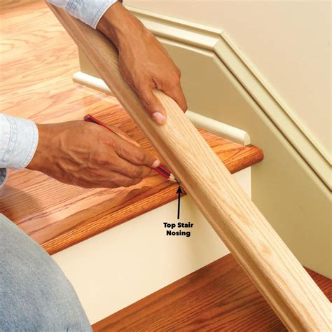 Install Stair Railing Video Instructions