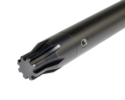 Install Ar 15 Barrel Without Vise Block And Magpul Mbus Flip Up Rear Sight Ar 15 Polymer Black