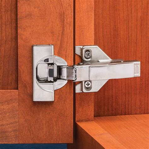 Installing European Hinges On Face Frame Cabinets With Concealed