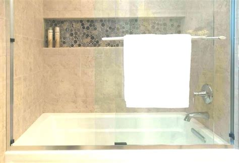 Installing Recessed Shelves In Shower