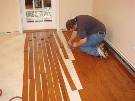 Installing Wood Floor Over Concrete Subfloor