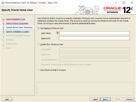[pdf] Installing The Oracle Client On Windows 7.