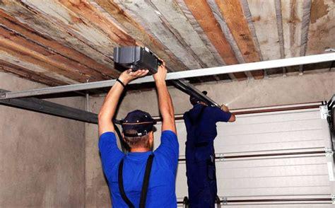 Installing-A-Garage-Door-Opener-Diy