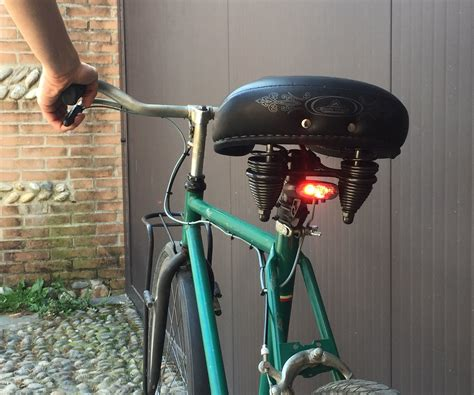 Instructables Diy Bicycle Brake Light