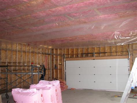 Insulate Garage Ceiling With Room Above