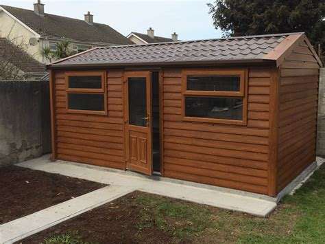 Insulated garden sheds ireland.aspx Image