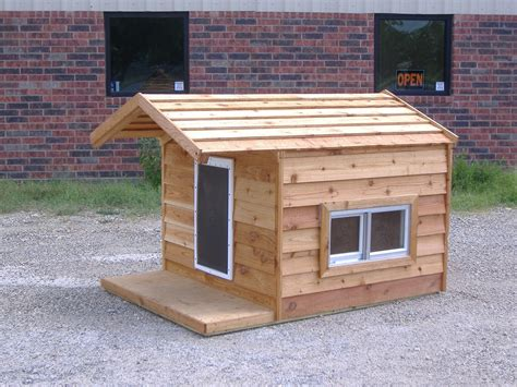 Insulated-Dog-House-Plans-With-Porch