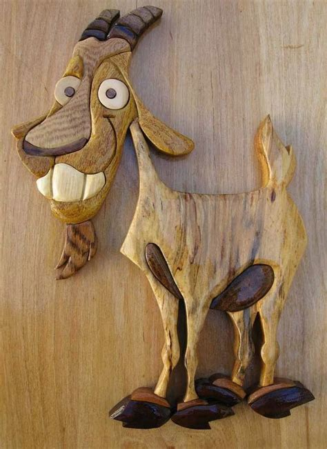 Intarsia Woodworking Images