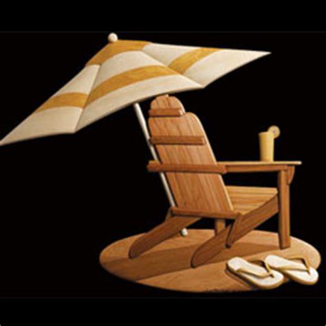 Intarsia-Adirondack-Chair