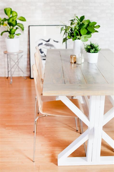 Interactive Table Diy Farmhouse